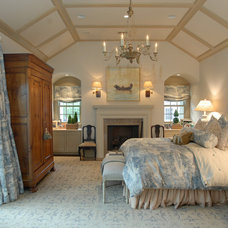 Traditional Bedroom by Stillwater Builders