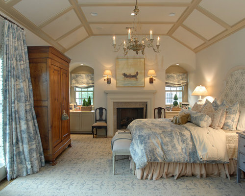 Bedroom Decorating Ideas Totally Toile: Waverly Blue Toile Bedding Ideas Home Design Ideas