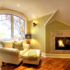 Eclectic Bedroom by Urban Rustic Living