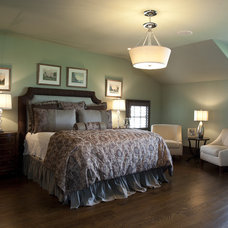 Traditional Bedroom by Penner Graff Custom Homes
