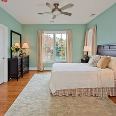 Traditional Bedroom by Arlington Construction Management