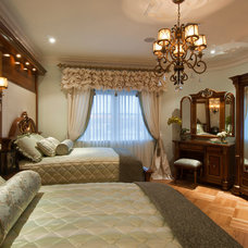 traditional bedroom by In-Site Interior Design