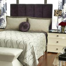 Contemporary Bedroom by Design Concepts/Interiors, LLC