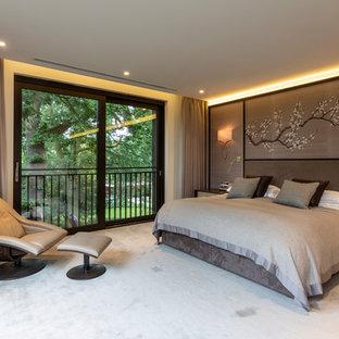 Camera da letto etnica Londra - Design, Foto e Idee per Arredare