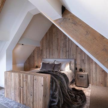 Penthouse Loft Apartment