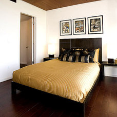 Contemporary Bedroom by Pangaea Interior Design, Portland, OR