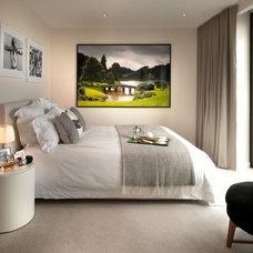 Contemporary Bedroom by TG-Studio