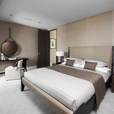 Contemporary Bedroom by Honky
