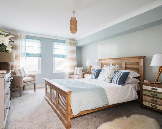 Gray Blue Bedroom grey blue bedroom | houzz