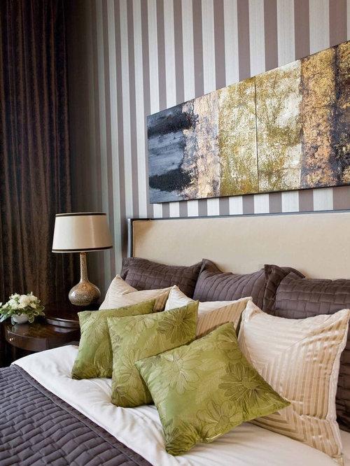 Interior Master Bedroom Art master bedroom art houzz example of a mid sized trendy carpeted and beige floor design in portland