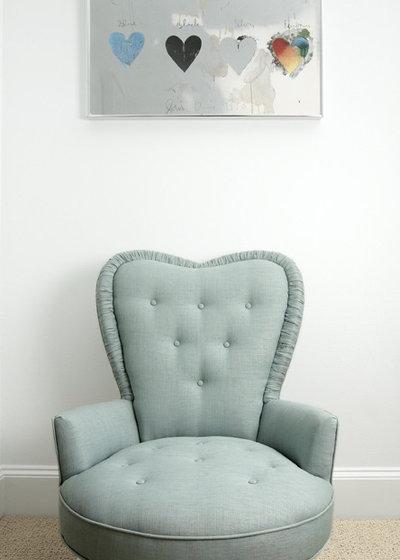Beautiful Contemporary Bedroom by Beth Dotolo ASID RID NCIDQ