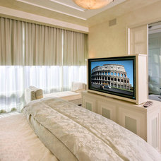 Contemporary Bedroom by Electronics Design Group, Inc.