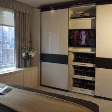 Modern Bedroom by Peter S. Balsam Associates