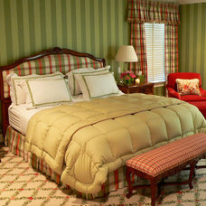 Traditional Bedroom by Peter S. Balsam Associates