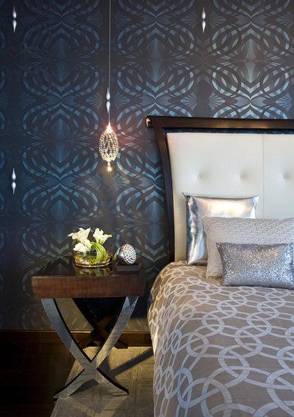 Eclectic Bedroom by Craig Denis