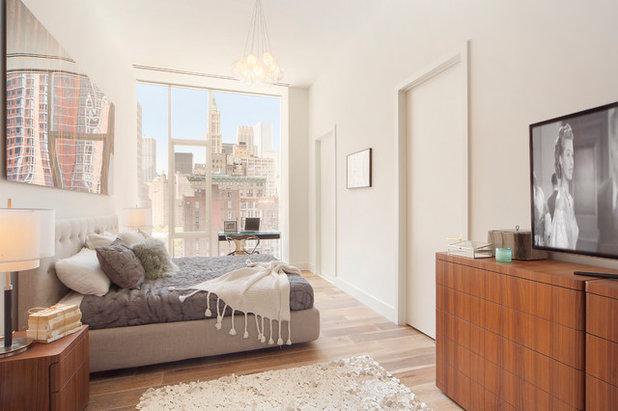 Contemporáneo Dormitorio by B Interior