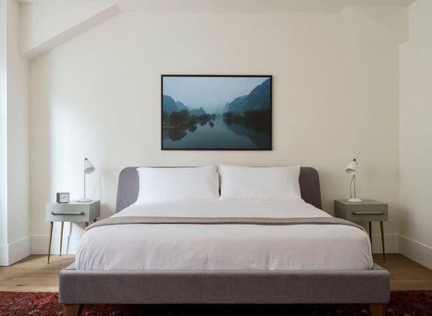 Транзисьон Спальня by Fuse Flooring