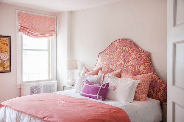 Traditional Bedroom by Caitlin Wilson Design