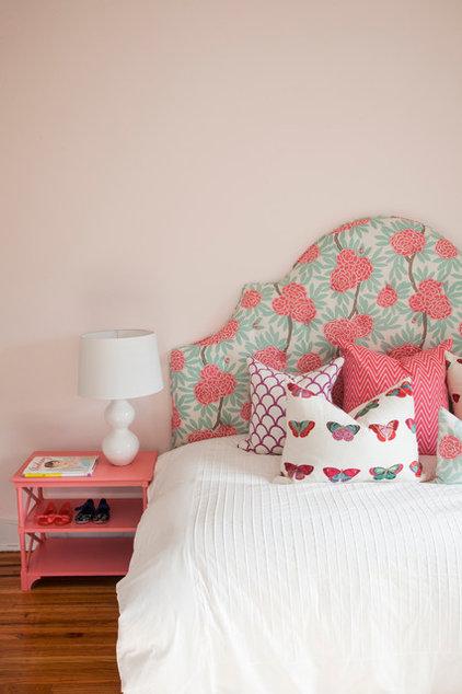 Eclectic Bedroom by Caitlin Wilson