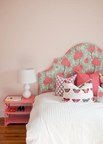 Parfait Éclectique Chambre By Caitlin Wilson Design