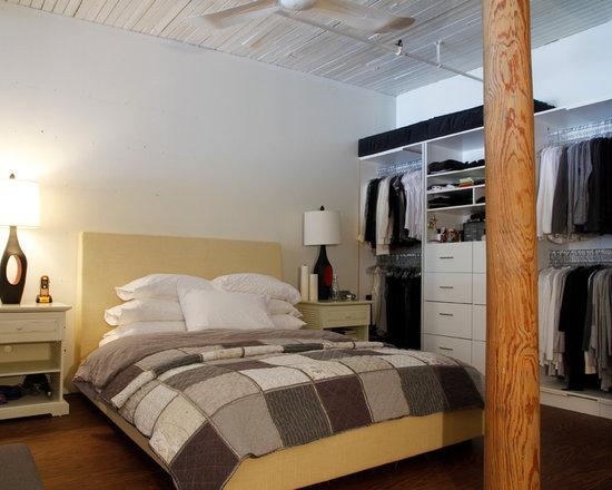 Open Closet Home Design Photos