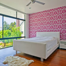 Contemporary Bedroom by Stephenson Design Collective