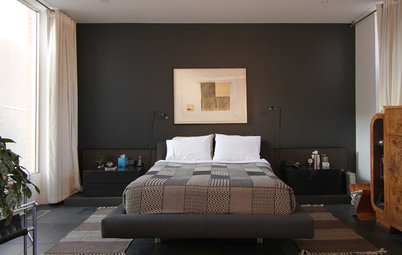 My Houzz: Three Stories of Serenity in a Toronto Townhouse