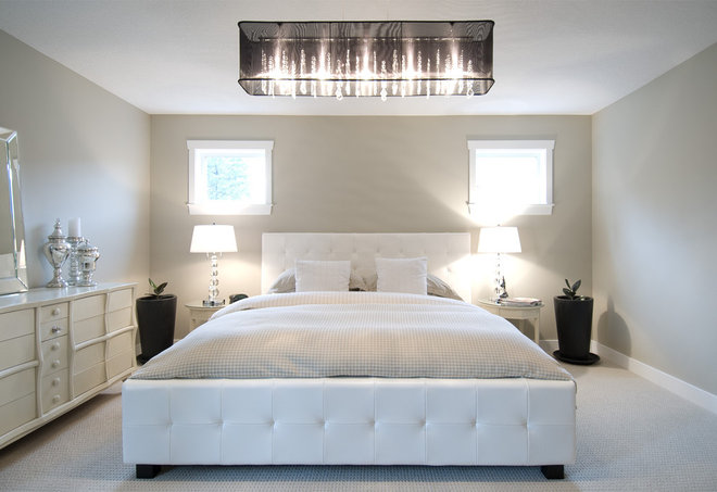 Modern Bedroom by Rise Construction - Prince George, BC