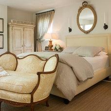 Eclectic Bedroom by Amy Meier Design