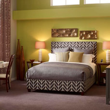 Transitional Bedroom by HGTV HOME