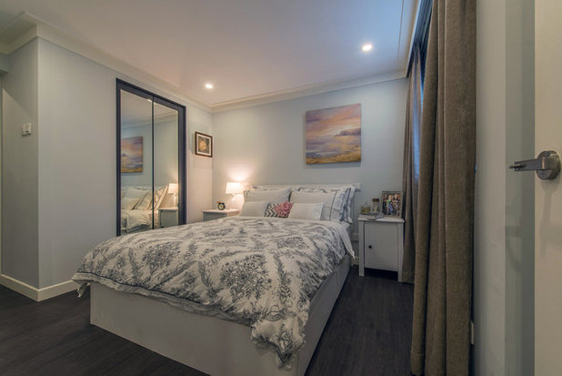 Fusion Bedroom by Aiden T