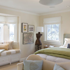 traditional bedroom by Matarozzi Pelsinger Builders