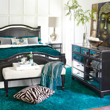 Contemporary Bedroom by Pier 1 Imports