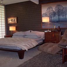 Modern Bedroom by pierre senechal