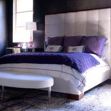 Modern Bedroom by Cantoni Houston