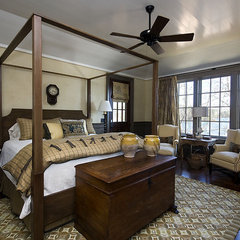 bedroom by Wright Design