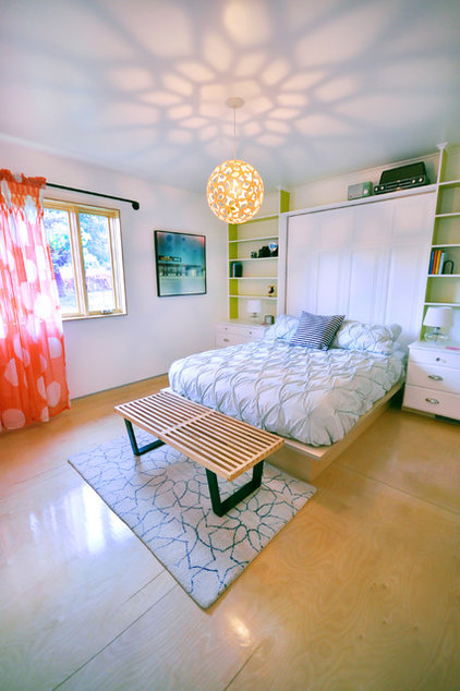 Contemporary Bedroom by Jen Dalley ||||||||||||||