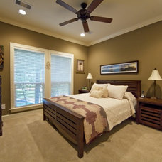 Traditional Bedroom by Collinas Design & Construction