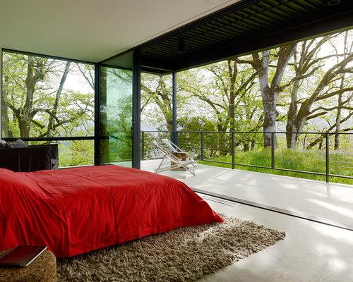 Multi slide doors ideas pictures remodel and decor - Houzz dormitorios ...