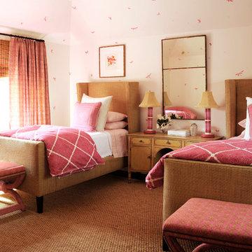 Pink in Bermuda