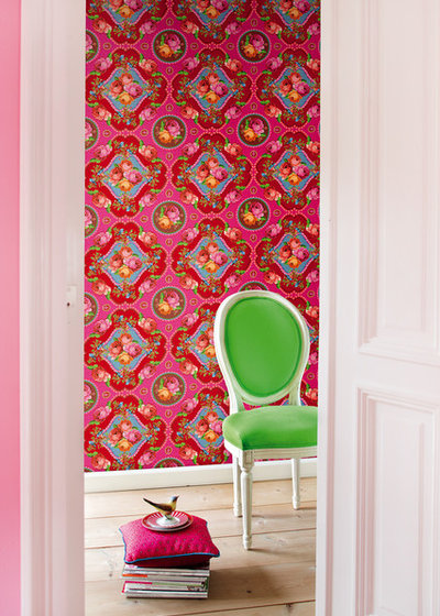 Éclectique Chambre by Brewster Home Fashions