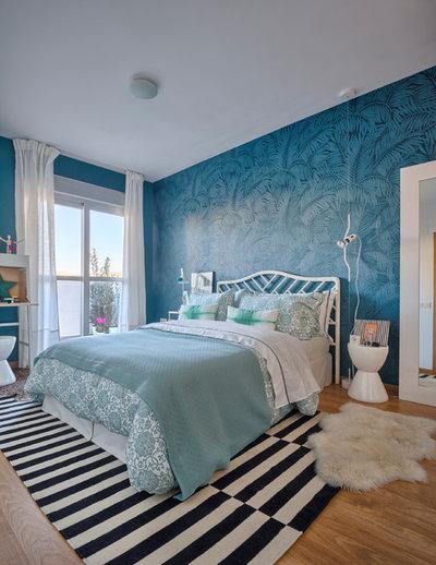 Ecléctico Dormitorio by Masfotogenica Interiorismo