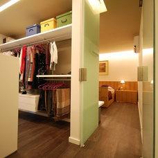 Contemporary Bedroom by MJMDA, Matthew James Mercieca Design Architects