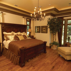 traditional bedroom by House Plans and More