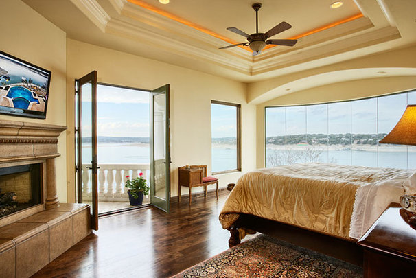 Traditional Bedroom by Sterling Custom Homes