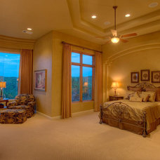 Mediterranean Bedroom by Sterling Custom Homes