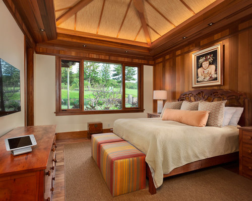 mid sized bedroom design ideas remodels photos houzz - Bedroom Designed