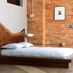 Platform Beds - Klug Studio