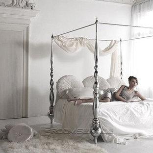 Foto di una camera da letto minimal