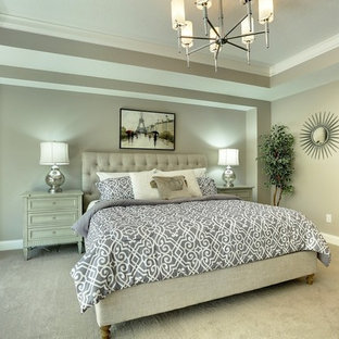 Plymouth | Master Bedroom Suite